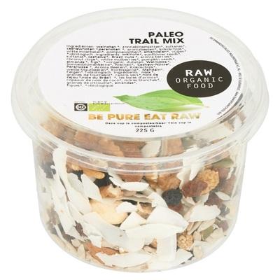 Raw Organic Food Paleo Trail Mix 225 g