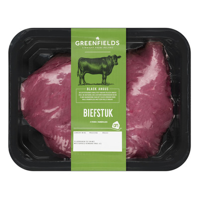 Huismerk Greenfields biefstuk