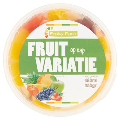 Fruity Pack Fruit op Sap Variatie 480 ml