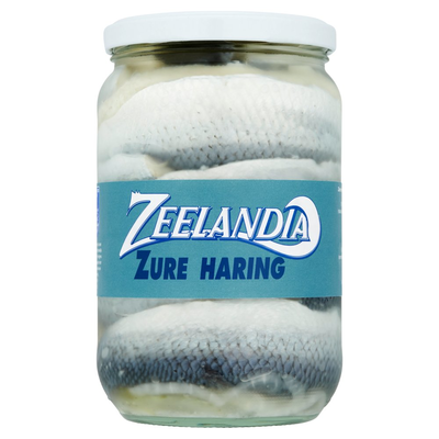 Zeelandia Zure Haring 400 g