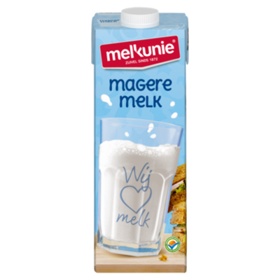 Melkunie Houdbare magere melk