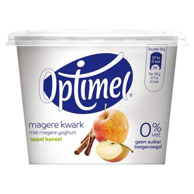 Optimel Kwark Appel Kaneel 500 g