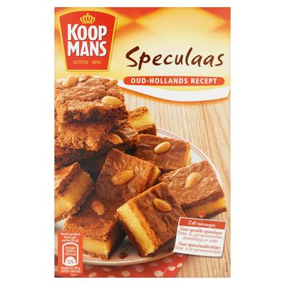 Koopmans Mix voor Speculaas 400 g