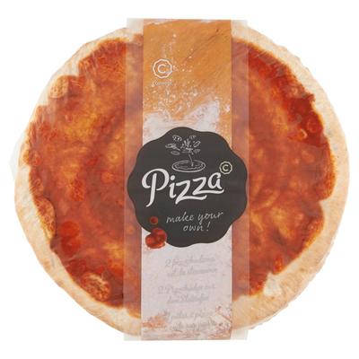 Conveni 2 Pizzabodems uit de Steenoven 560 g
