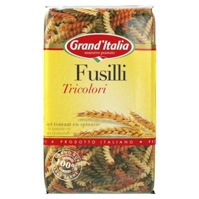 Grand Italia Fusilli tricolore