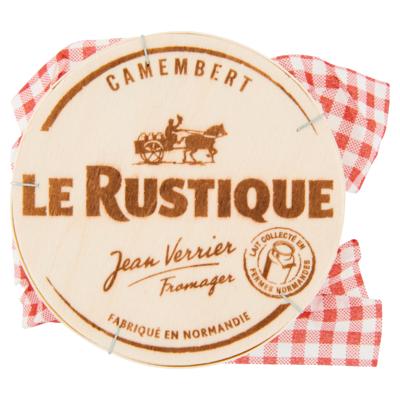 Le Rustique Camembert 250 g