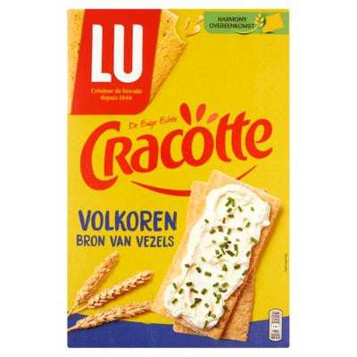 LU Cracotte Naturel Cracker 2 x 17 Crackers 250 g
