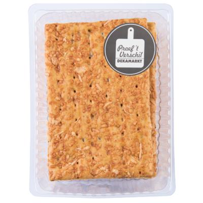 Huismerk Kaas crackers ambachtelijk