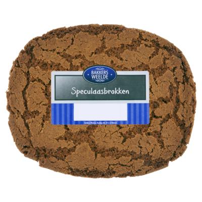 Bakkers Weelde Speculaasbrokken 375 g