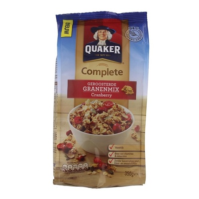 Quaker Complete Cranberry
