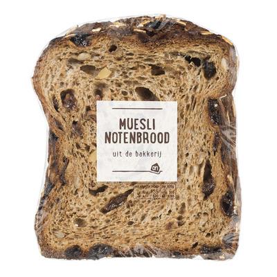 Huismerk Muesli-notenbrood