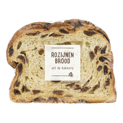 Huismerk Rozijnen brood