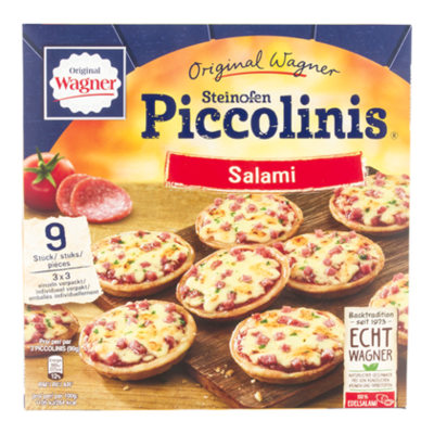Wagner Piccolinis salame