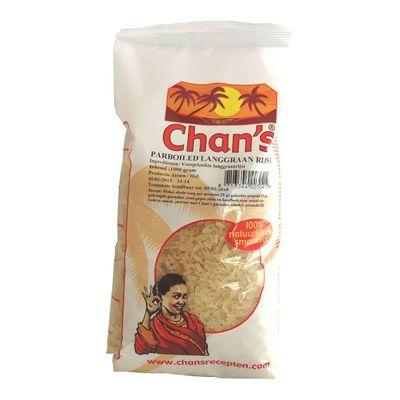 Chan's Parboiled Langgraan Rijst