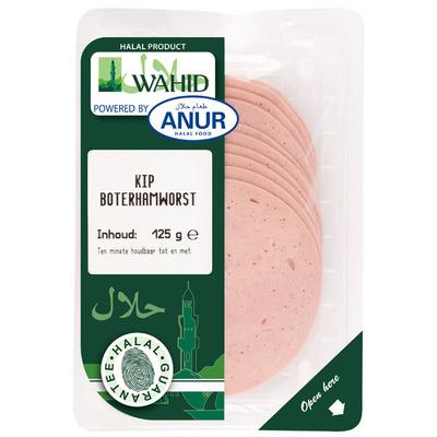Wahid Boterhamworst kip