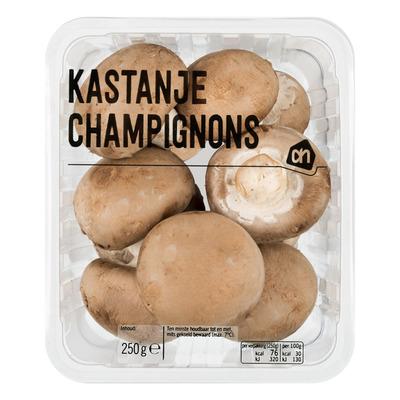 Huismerk Kastanje champignons