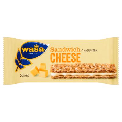 Wasa Sandwich cheese