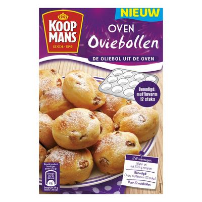 Koopmans Mix voor oviebollen