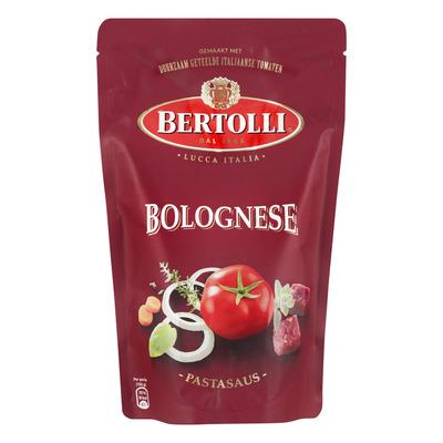 Bertolli Saus in zak bolognese