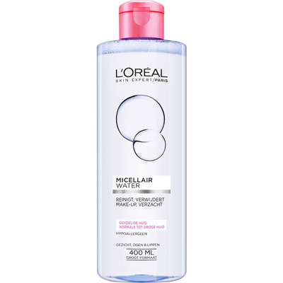 L'Oréal Dermo expertise micellair water