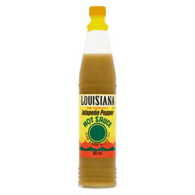 Louisiana The Perfect Jalapeño Pepper Hot Sauce