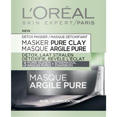L'Oréal Skin expert detox pure clay masker