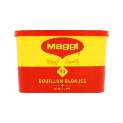 Maggi Bouillonblokjes Doosje 70 Blokjes