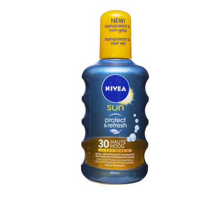 Nivea Sun protect & refresh spray SPF 30