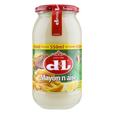 Devos Lemmens Mayonaise citroen