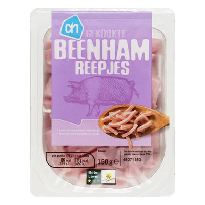 Huismerk Beenham reepjes
