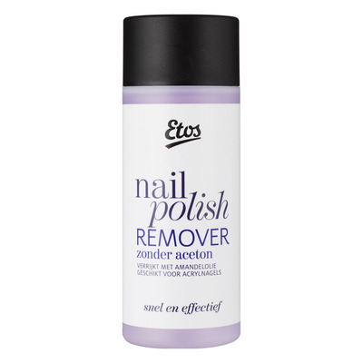 Etos Remover acetone free