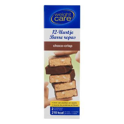 Weight Care Twaalfuurtje choco crisp