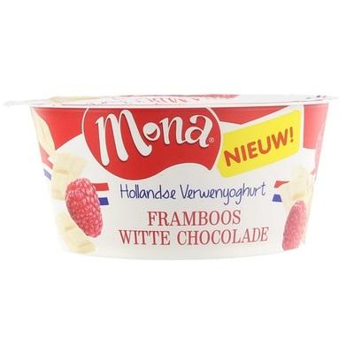 Mona Yoghurt Framboos-Witte Chocolade