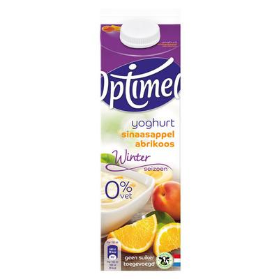 Optimel Yoghurt variaties