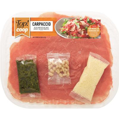 Authentieke Carpaccio