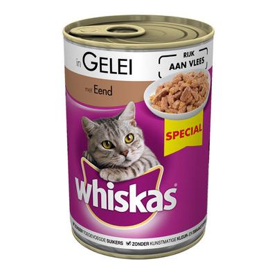 Whiskas Eend in gelei