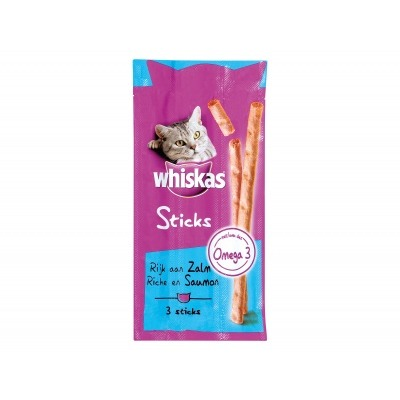 Whiskas Sticks zalm