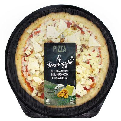 Verse Pizza 4 Formaggio