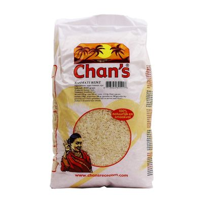 Chan's Basmati Rijst