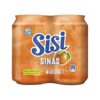 Sisi Orange 4-pak