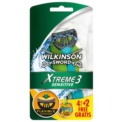 Wilkinson Wegwerpmesjes for men extreme 3