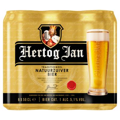 Hertog Jan Pils 6 x 50cl