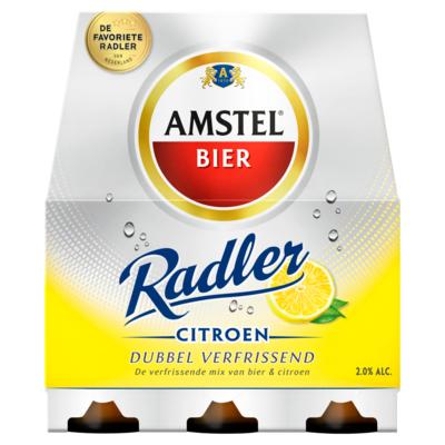 Amstel Radler 6 x 30cl