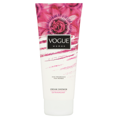 Vogue Women Cream Shower Extravagant 200 ml