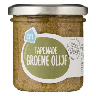 Huismerk Tapenade groene olijven