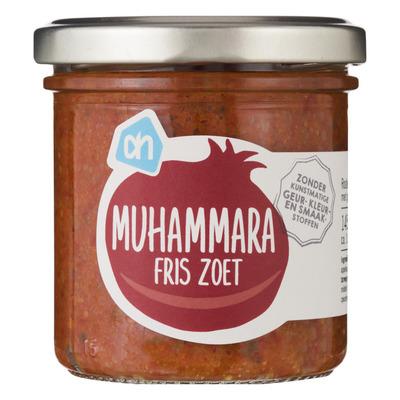 Huismerk Muhammara fris zoet