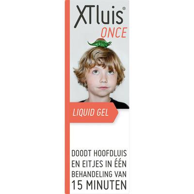 XTLuis Once liquid gel