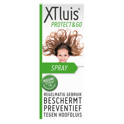 XTLuis Protect & go spray