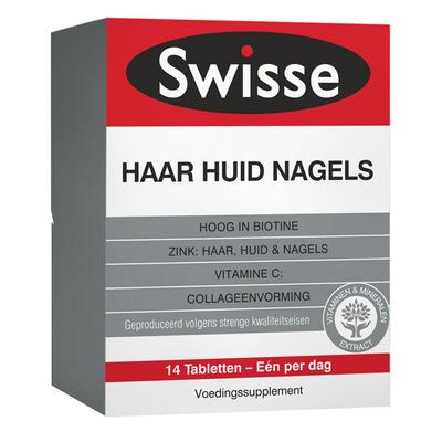 Swisse Haar-huid-nagels tabletten