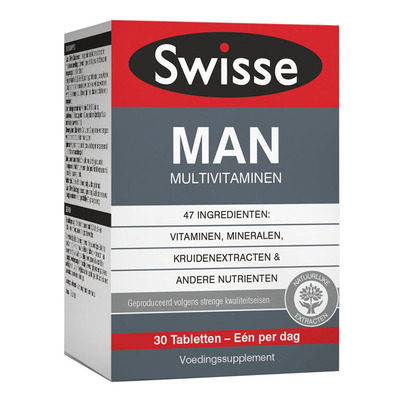 Swisse Ultivite man tabletten